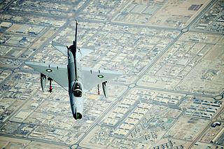 巴基斯坦殲-7