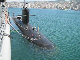 海龍號潛艦+天蠍級