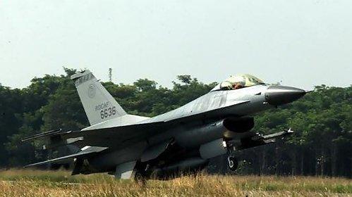 F-16,車載劍一,20mm機砲