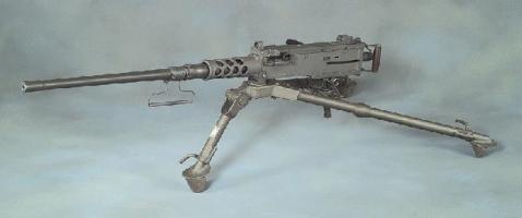 白朗寧M2重機槍