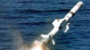 UGM-84L潛射「魚叉」導彈
