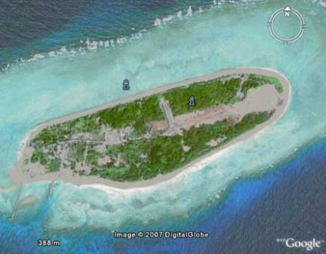 南沙太平島