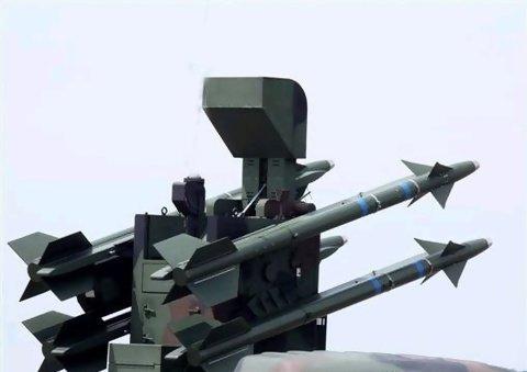 劍1陸射型,刺針DNS
