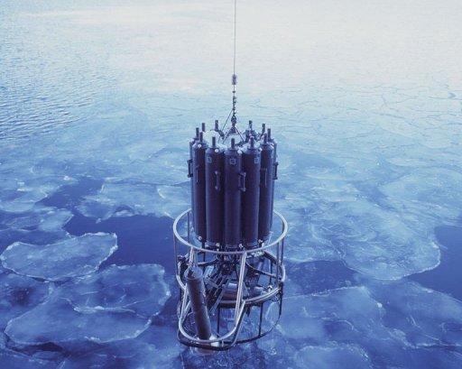 南極底層水