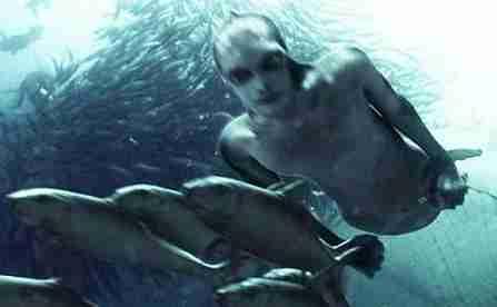 海猿,美人魚