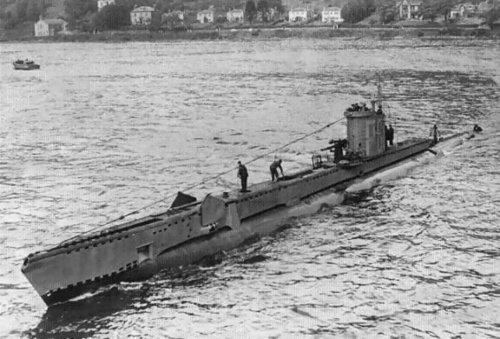 U型潛艇 (德)