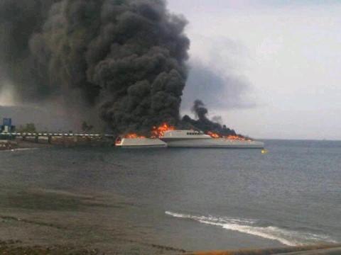 印尼三體隱形導彈巡邏艦