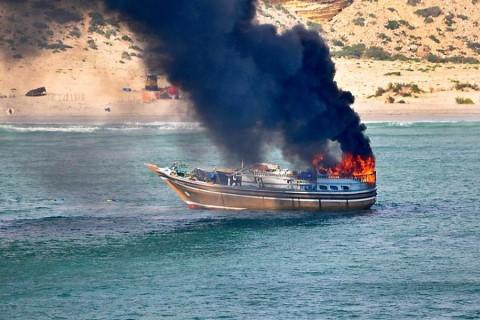 索馬利亞海盜,荷蘭海軍鹿特丹號
