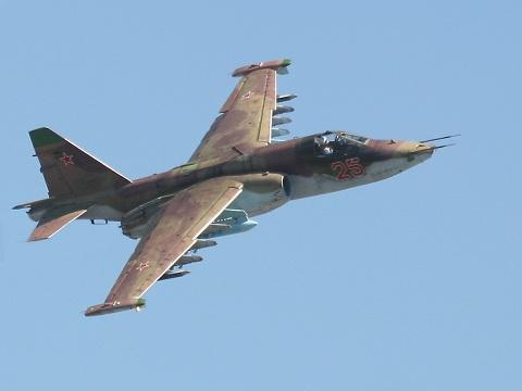 Su-25,A-10