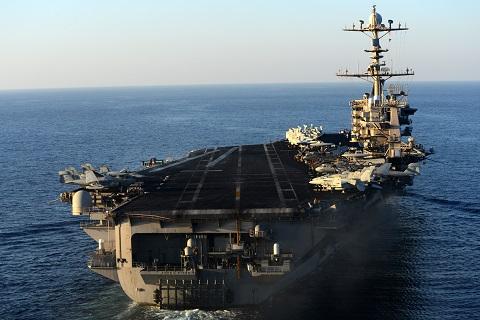攻擊美軍航母