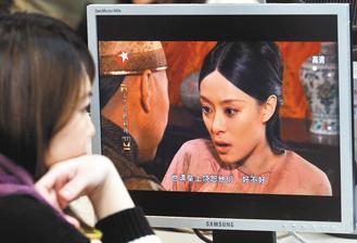 電視劇「後宮甄嬛傳」