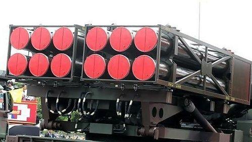 雷霆2000,美軍M270 MLRS