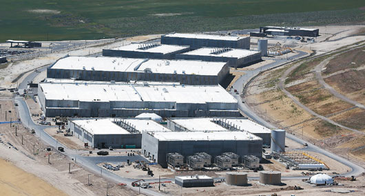 NSA的數據中心