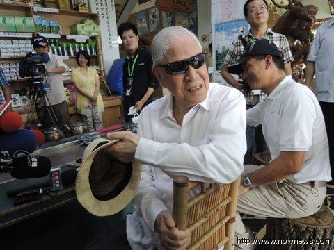 前總統李登輝