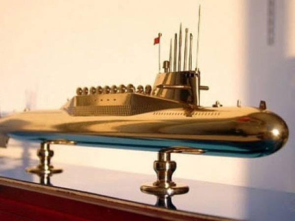 解放軍核潛艇