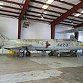空軍除役的F-104G