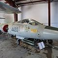除役F-104G戰鬥機