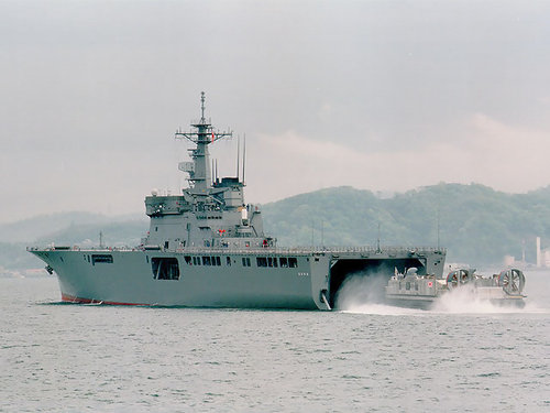 (日) 大隅级兩棲登陸運輸艦