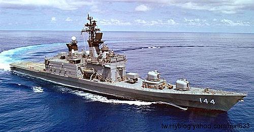 (日)白根級直升機驅逐艦