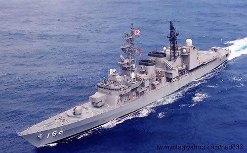 (日) 朝霧级導彈驅逐艦