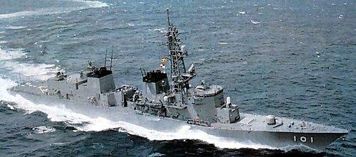 (日) 村雨級驅逐艦