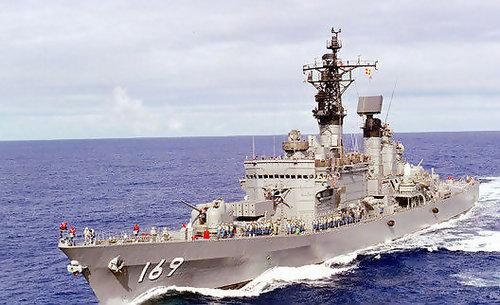 (日) 太刀風級導彈驅逐艦