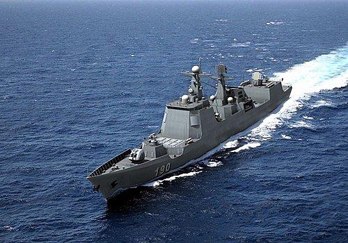 (中) 190戰艦