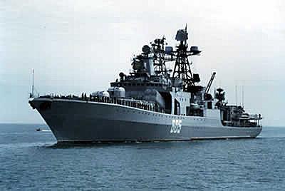 (俄) 無畏級反潛驅逐艦
