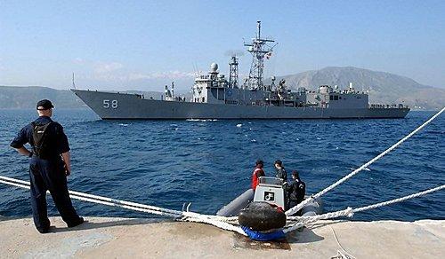 (美) 佩里级導彈驅逐艦