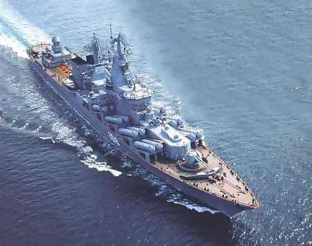 (俄) 光榮級巡洋艦