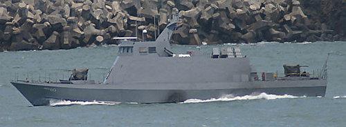 (臺灣) 光華6號隱身導彈快艇