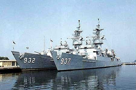 (臺灣) 濟陽級諾克斯巡防艦