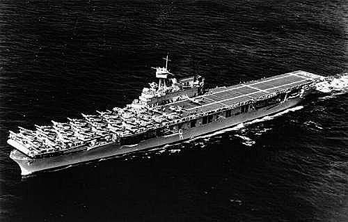 1940年企業號航空母艦