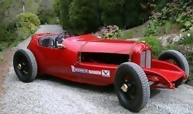 1929 Auburn Race Car