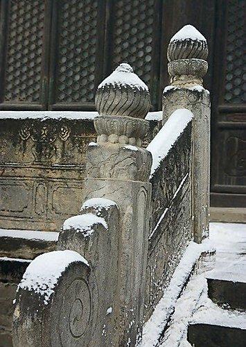 雪景 - 北京大覺寺 7
