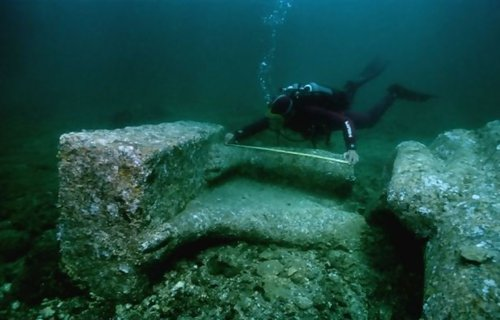 古埃及海底千年古城 5