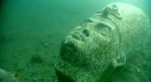古埃及海底千年古城 6