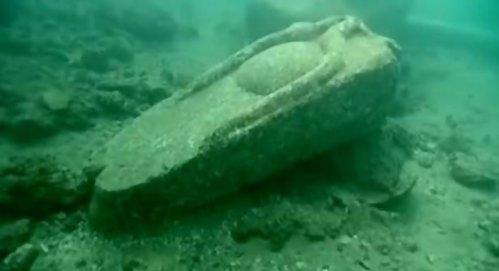 古埃及海底千年古城 8