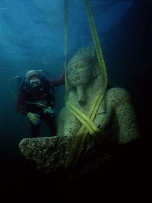 古埃及海底千年古城 1
