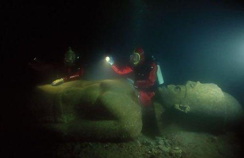 古埃及海底千年古城 4