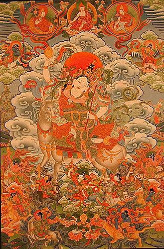十二丹瑪女神
