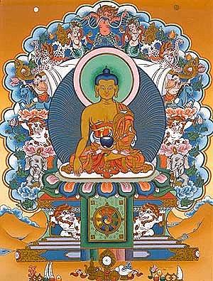 Sangyae Shakya Thubpa