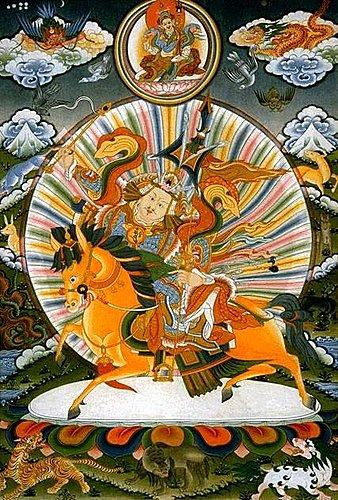 格薩爾王 (Gesar King)