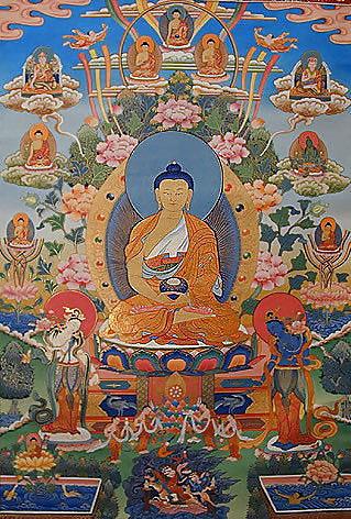 無量光佛 (Amitabha Buddha)