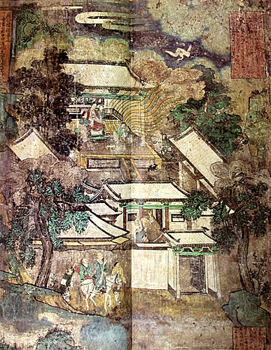 瑞應永樂 純陽殿東壁
