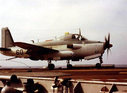 Br-1050「Alizé」反潛機
