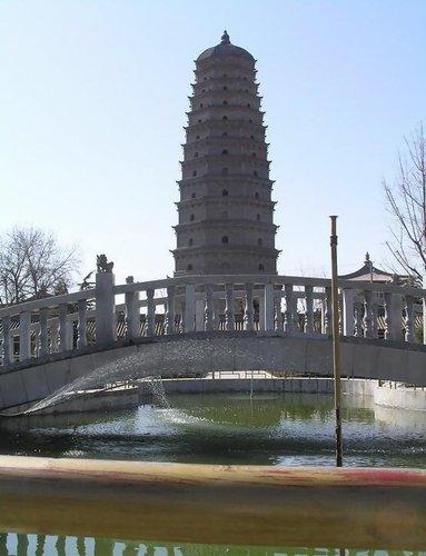 西安 法門寺