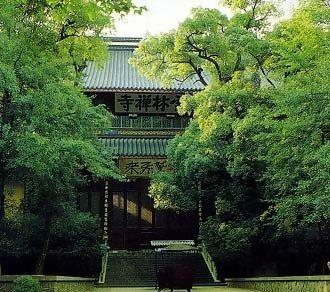仙靈所隱的寺廟-靈隱寺