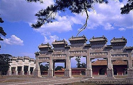 明清皇家陵寢