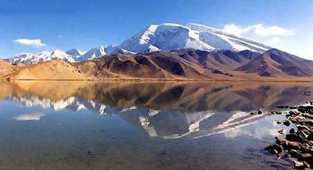新疆帕米爾高原